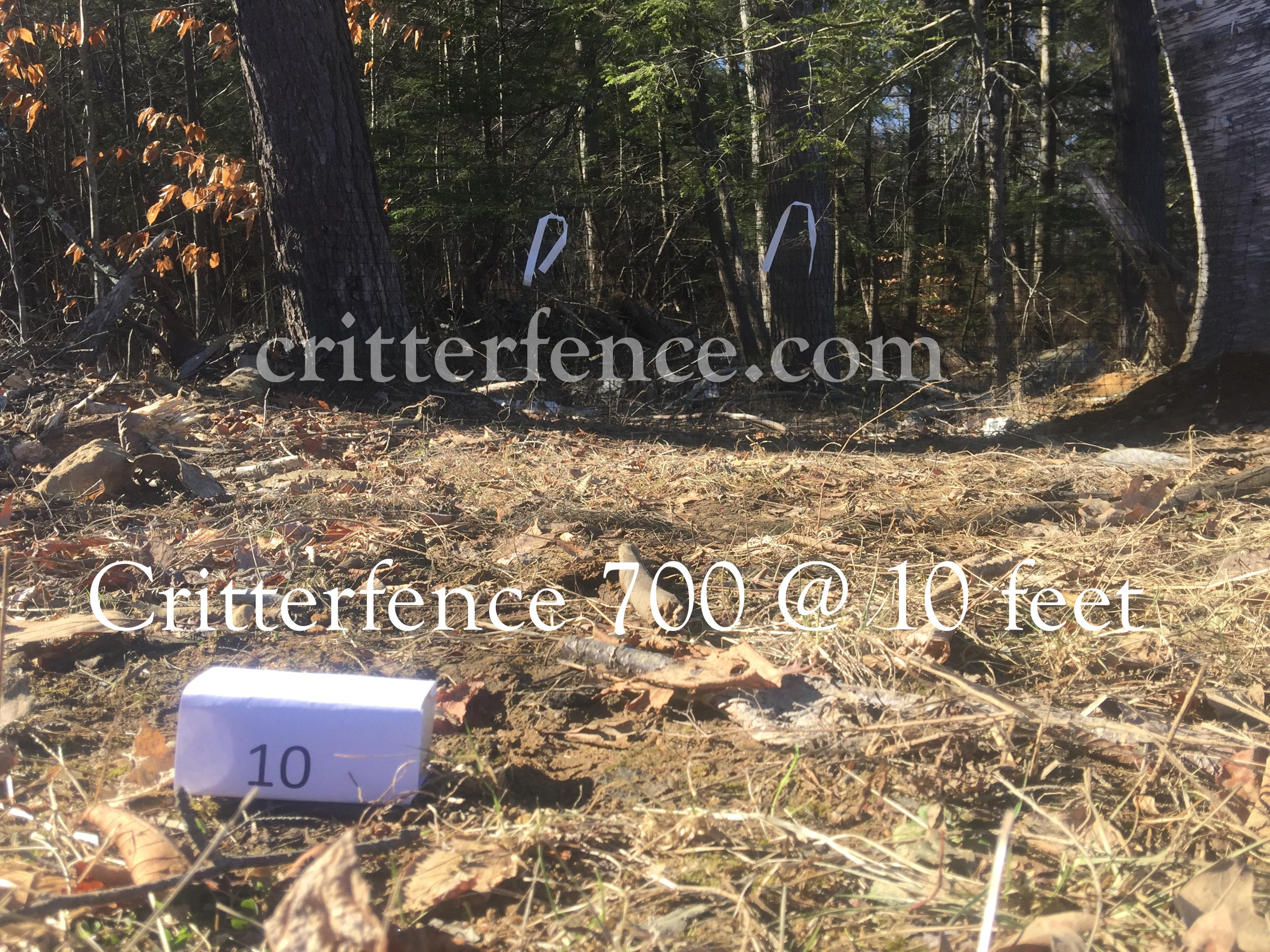 Critterfence 700 7 5 x 165
