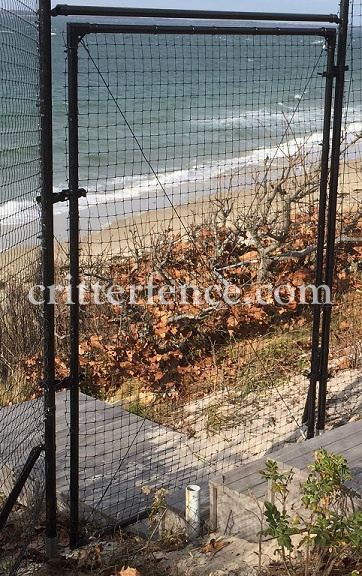 10ft Tall Access Gates