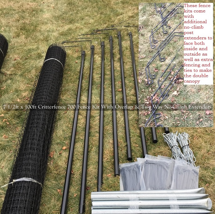 Fence Kit 2CO1 (8 x 100 Strong) Fence Kit 2CO1 (8 x 100 Strong)