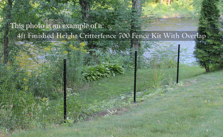 Fence Kit O22 (7 x 165 Stronger) Fence Kit O22 (7 x 165 Stronger)