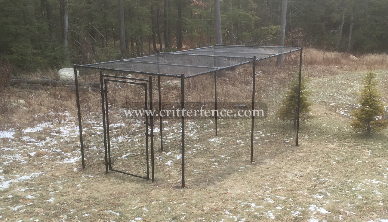 Merveilleux Fence Kit With Top 1 (7.5 Tall X 112 Square Feet)