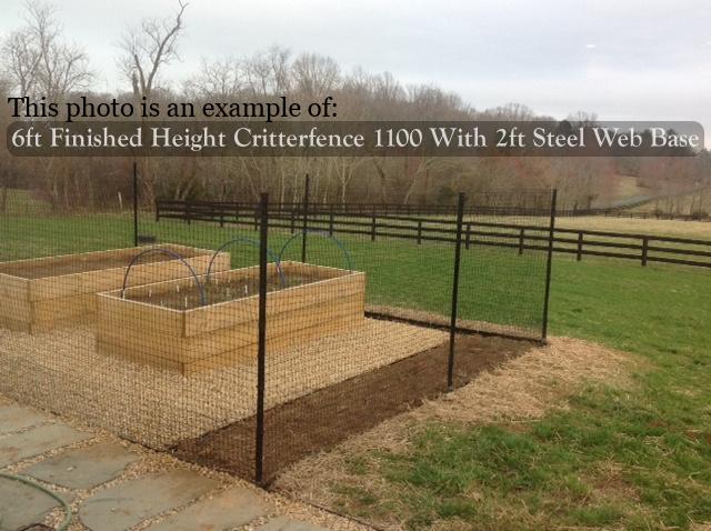 Bon ... Garden Fence Kit 6ft Tall ...