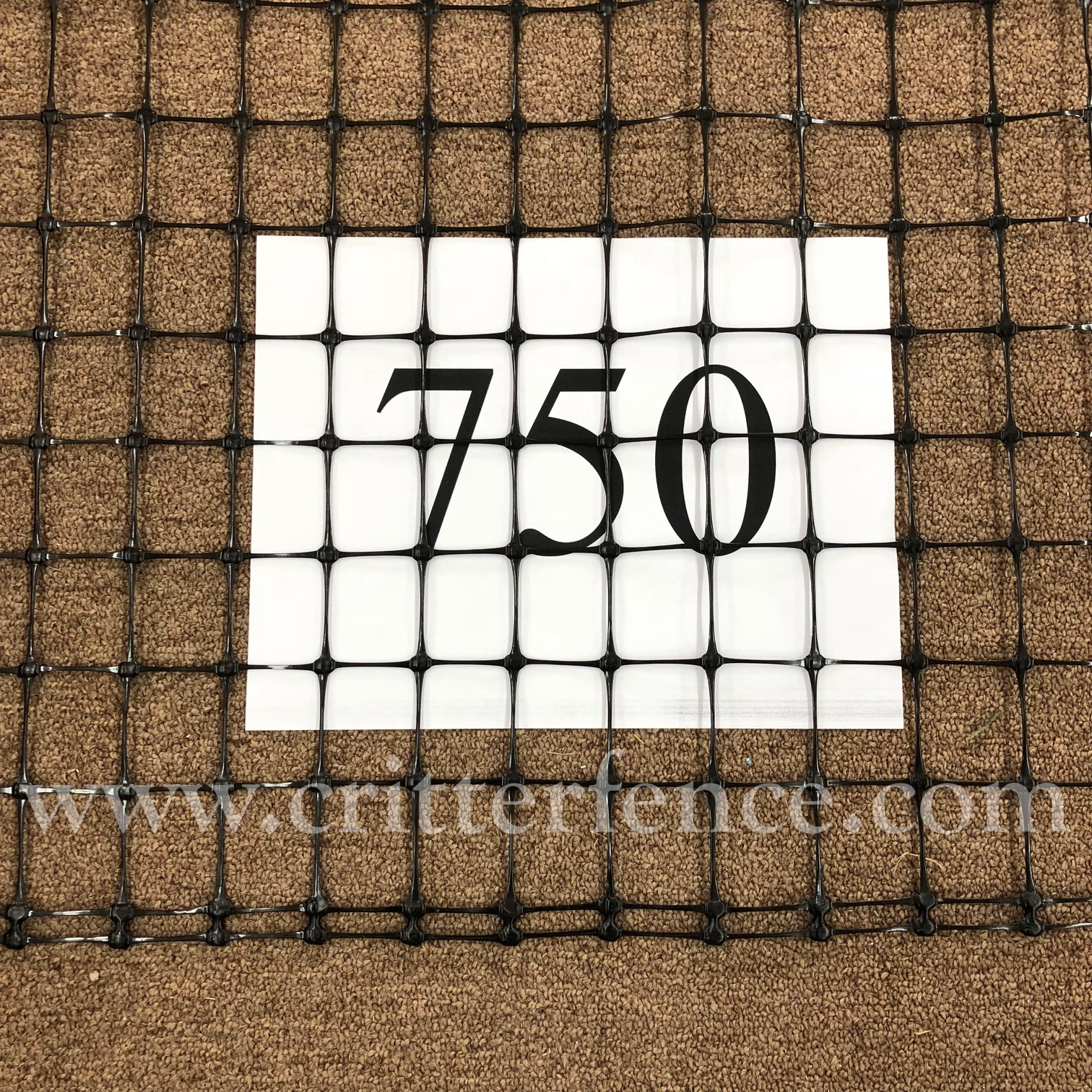 Critterfence 750 RB 8 x 330 Critterfence 750 8 x 330 Reinforced Bottom