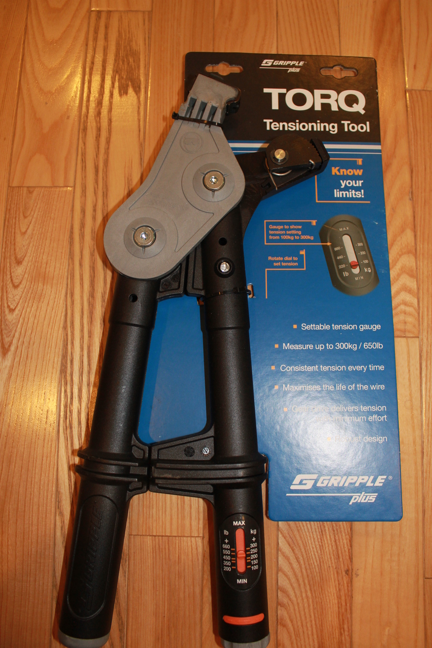 Gripple Plus Torq Tensioning Tool Gripple Plus Torq Tensioning Tool