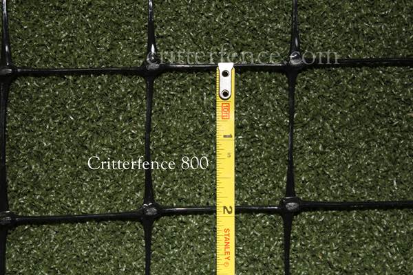 Critterfence 800 7.5 x 200 NEW SIZE - 680332611091