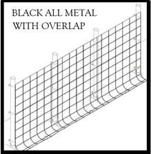 Fence Kit O48d (7 x 100 All Metal 1.0 Grid)