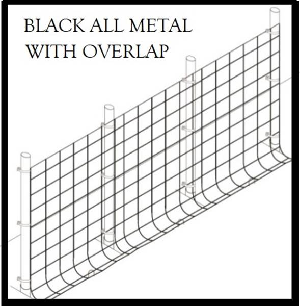 Fence Kit O48b (7.5 x 100 All Metal 2.0 Grid) - 685248509357b