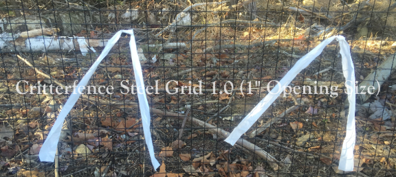 Fence Kit O48 (7.5 x 100 All Metal 1.0 Grid) Fence Kit O48 (7.5 x 100 All Metal 1.0 Grid)
