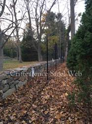 Critterfence Black Steel Web Hexagrid 2 x 150 PALLET OF 16 NEW