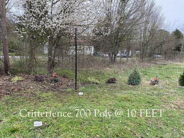 Critterfence 700 4 x 165 NEW SIZE - 680332611435