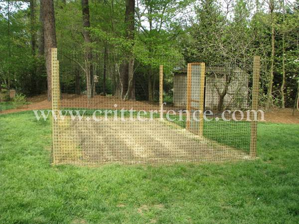 Critterfence 700 Reinforced Bottom 8 x 330 NEW - 680332611022