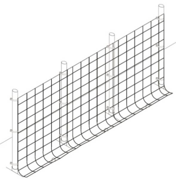 Fence Kit O31 (7.5 x 165 Strongest) - 685248510841