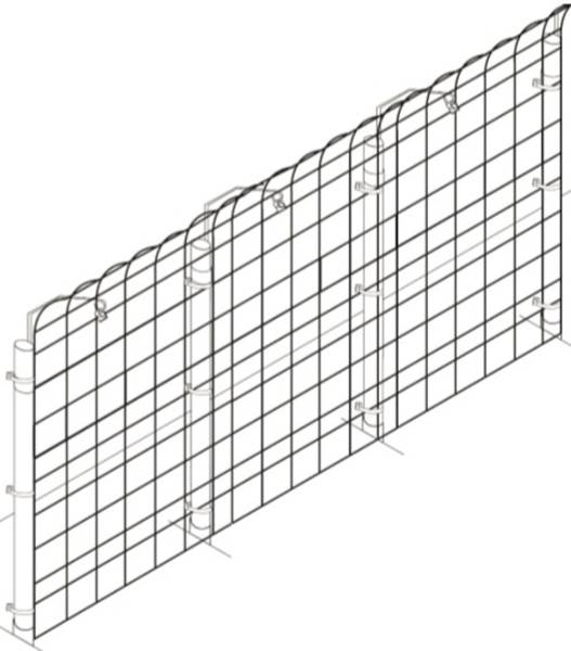 Fence Kit CO2 (8 x 330 Strong) - 685248511251