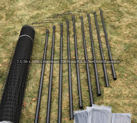 Fence Kit C7 (8 x 100 Strongest) Fence Kit C7 (8 x 100 Strongest)