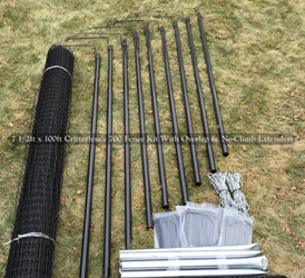 Fence Kit CO1 (8 x 100 Strong) Fence Kit CO1 (8 x 100 Strong)