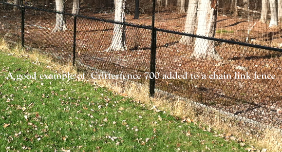 Fence Kit 5 Extend Up To 8 Feet Chain Link